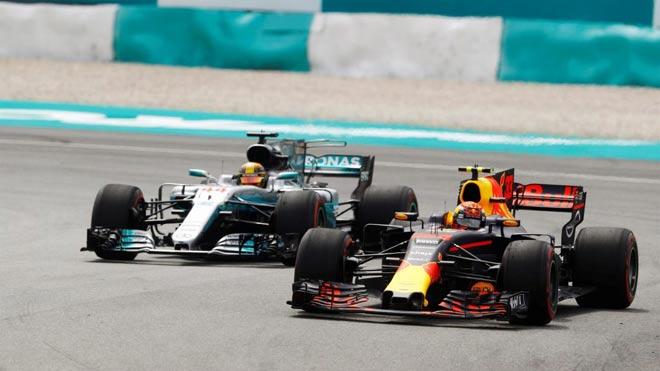 Đua xe F1: Niềm vui kép ngay trên thánh địa của kình địch - 1