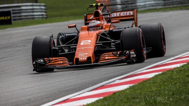 Đua xe F1: Niềm vui kép ngay trên thánh địa của kình địch - 4