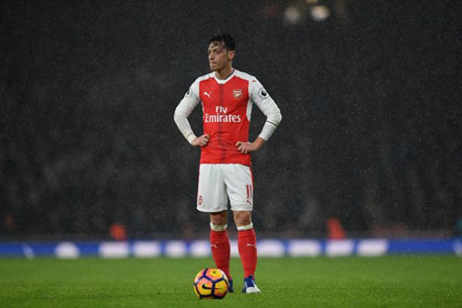 Ozil đòi rời Arsenal: MU - Mourinho sẽ mua đứt tháng 1/2018 - 1