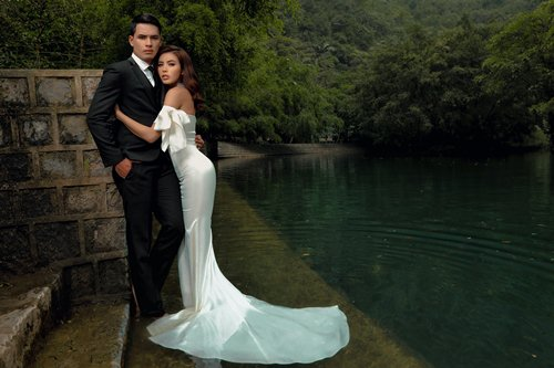 Mẫu nữ sexy nhất Việt Nam bỏ sự nghiệp lên xe hoa, theo chồng? - 1