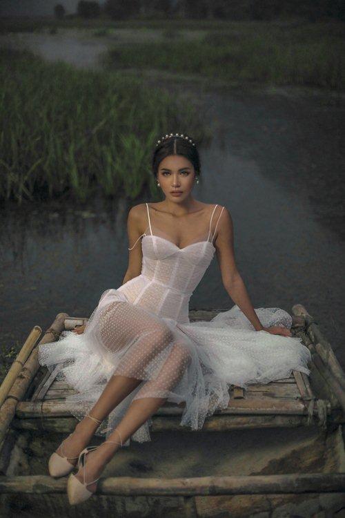 Mẫu nữ sexy nhất Việt Nam bỏ sự nghiệp lên xe hoa, theo chồng? - 3