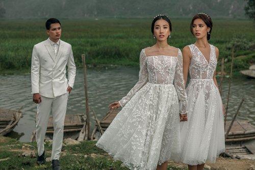 Mẫu nữ sexy nhất Việt Nam bỏ sự nghiệp lên xe hoa, theo chồng? - 4