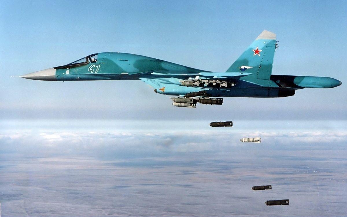 """Chiến đấu cơ Nga """"nướng chín"""" 304 khủng bố IS trong 2 ngày - 1"""