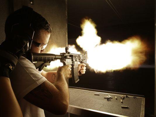 Thảm sát Las Vegas: Nơi dân tự do trải nghiệm vũ khí giết người - 1