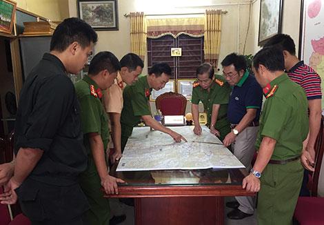 Chuyện chưa kể về cuộc truy lùng tử tù Nguyễn Văn Tình - 1
