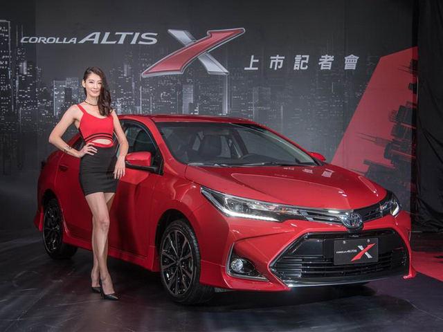 Toyota Corolla Altis X 2017 giá chỉ gần 600 triệu đồng - 1