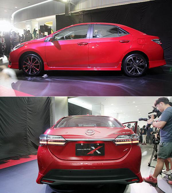 Toyota Corolla Altis X 2017 giá chỉ gần 600 triệu đồng - 2
