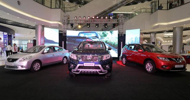 Nissan Việt Nam tiếp tục ưu đãi 50 triệu cho X-Trail - 1