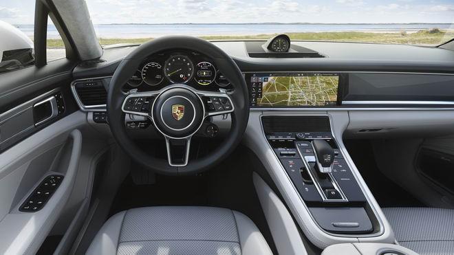 Porsche Panamera hybrid tiết kiệm nhiên liệu giá 5 tỷ đồng - 3