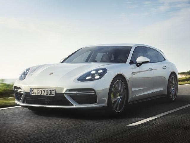 Porsche Panamera hybrid tiết kiệm nhiên liệu giá 5 tỷ đồng - 5