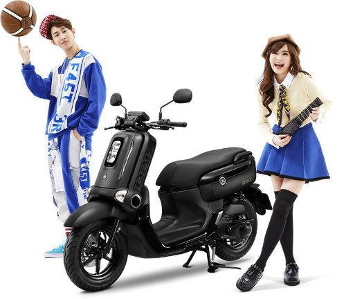 Giới trẻ phát cuồng với Yamaha QBIX giá 36,3 triệu đồng - 1