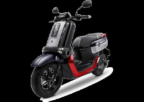 Giới trẻ phát cuồng với Yamaha QBIX giá 36,3 triệu đồng - 4