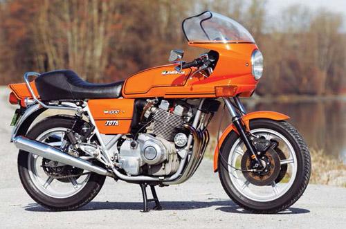 Điểm danh top 10 xe huyền thoại của những năm 1970 - 5