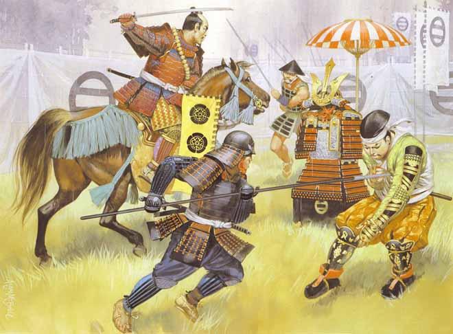 """Trận đánh không tưởng của """"quỷ vương"""" Nhật: 3.000 quân dẹp tan 4 vạn - 2"""