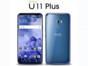 """Dế sắp ra lò - Lộ diện HTC U11 Plus concept đẹp """"ma mị"""""""