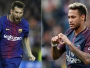 Bóng đá - Neymar bỏ rơi Messi: Gậy ông đập lưng ông, càng xa bóng Vàng