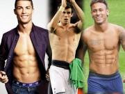 Làm đẹp - CR7, Neymar, Balotelli... đâu là cầu thủ hấp dẫn nhất hành tinh?