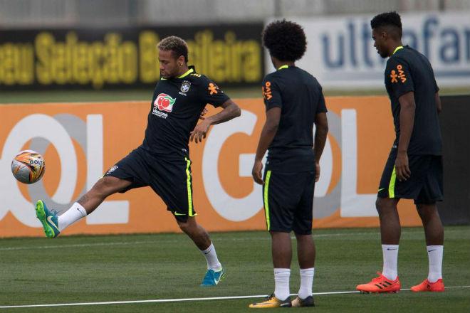 Nghi án PSG gây sức ép, Brazil dung túng Neymar giả chấn thương - 5