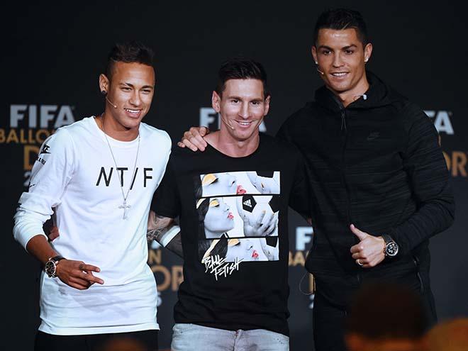 Thuyết âm mưu Quả bóng vàng: PSG hậu thuẫn Neymar, hạ bệ Ronaldo & Messi - 2