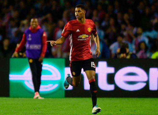 """Rashford """"biến hình"""" thành Ronaldo: MU – Mourinho ôm mộng lớn - 1"""