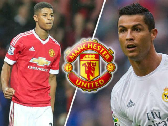 """Rashford """"biến hình"""" thành Ronaldo: MU – Mourinho ôm mộng lớn"""