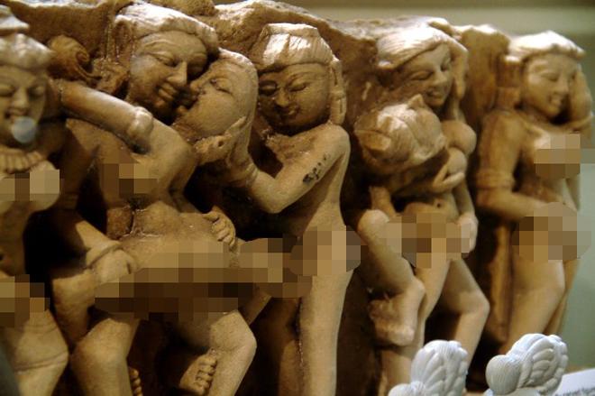 """Ngượng """"chín mặt"""" khám phá những bảo tàng tình dục nổi tiếng thế giới - 2"""