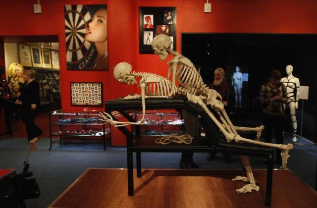 """Ngượng """"chín mặt"""" khám phá những bảo tàng tình dục nổi tiếng thế giới - 4"""