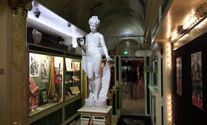 """Ngượng """"chín mặt"""" khám phá những bảo tàng tình dục nổi tiếng thế giới - 1"""