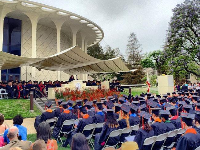 2. Viện Công nghệ California. Học phí trước trợ cấp: 984 triệu đồng/năm. Học phí thực tế sinh viên phải trả: 582 triệu đồng/năm.