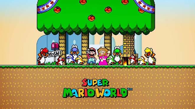 5 tựa game hay dành cho dòng Super NES Classic Edition của Nintendo - 5