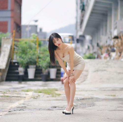 Mê mệt nàng vũ công Hàn dáng yêu kiều, kiêu sa như thiên nga - 9