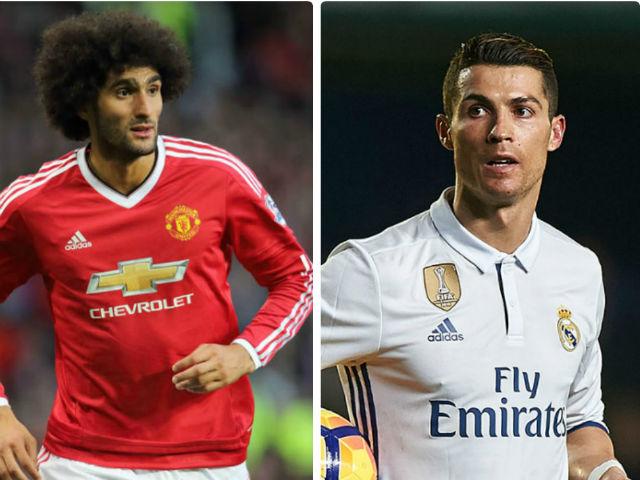 """MU: Được yêu chiều, Fellaini học Ronaldo đòi lương """"khủng"""""""