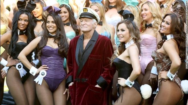 Nguyên nhân cái chết của ông trùm Playboy - 1