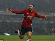 Bóng đá - Ibrahimovic sinh nhật 36 tuổi: Cháy bỏng giấc mơ cùng MU vô địch Cúp C1