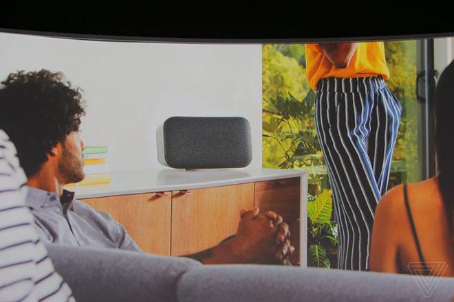 Google công bố loa Home Max thách thức Apple HomePod - 1