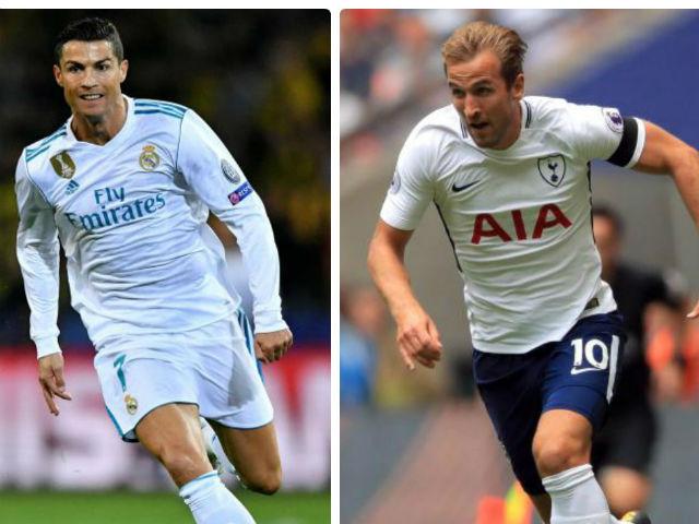 Harry Kane 177 triệu bảng tập như Ronaldo, mơ khoác áo Real
