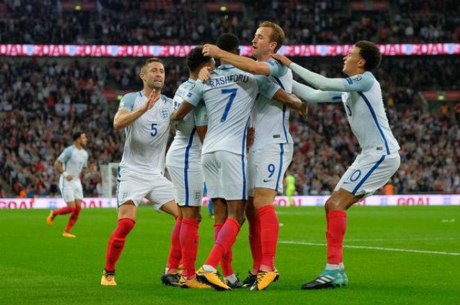"""Anh - Slovenia: Chờ """"song sát"""" Kane - Rashford giật vé World Cup - 1"""
