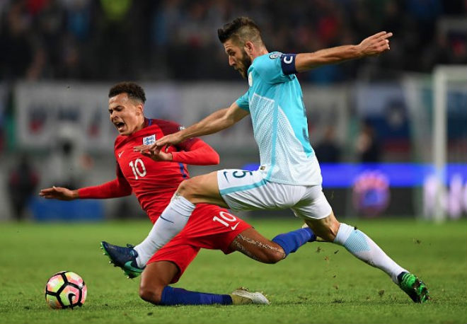 """Anh - Slovenia: Chờ """"song sát"""" Kane - Rashford giật vé World Cup - 2"""