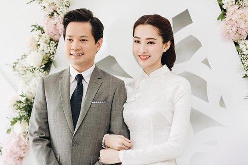 """Ẩn số về chiếc váy cưới của """"thần tiên tỷ tỷ"""" Thu Thảo - 1"""