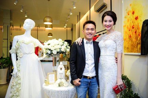 """Ẩn số về chiếc váy cưới của """"thần tiên tỷ tỷ"""" Thu Thảo - 10"""