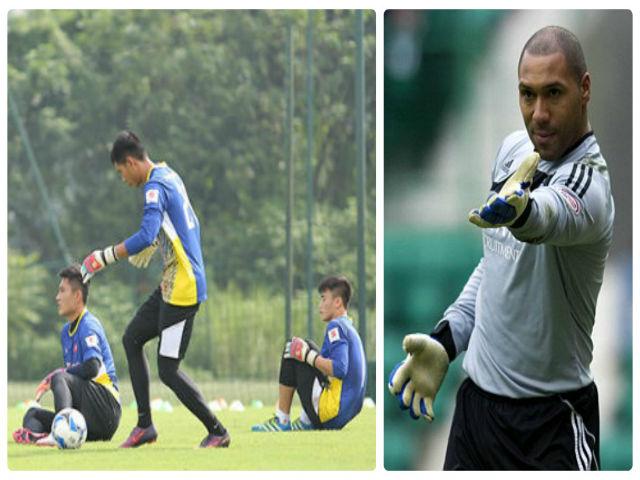 Cựu sao Ngoại hạng Anh chấm thủ môn Việt chơi bóng châu Âu