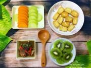 Ẩm thực - Thực đơn bữa tối đơn giản mà ngon hết nấc