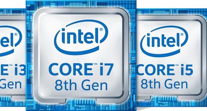 Intel chính thức tung dòng vi xử lý Core i thế hệ thứ 8 dành cho PC - 1