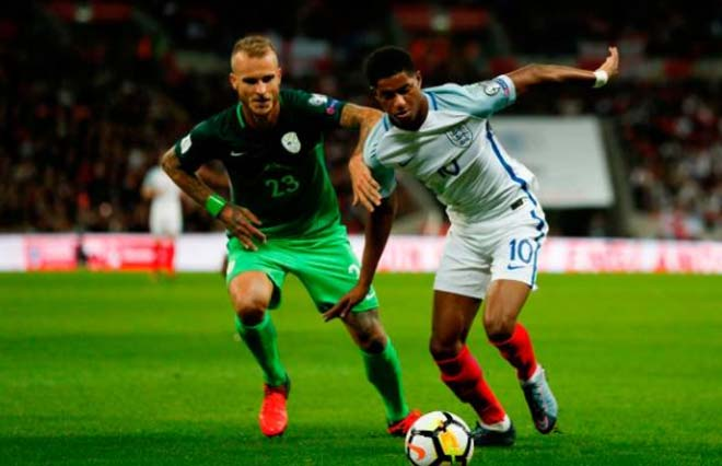 Đội tuyển Anh - Slovenia: Siêu sao định đoạt phút 90+4 - 1