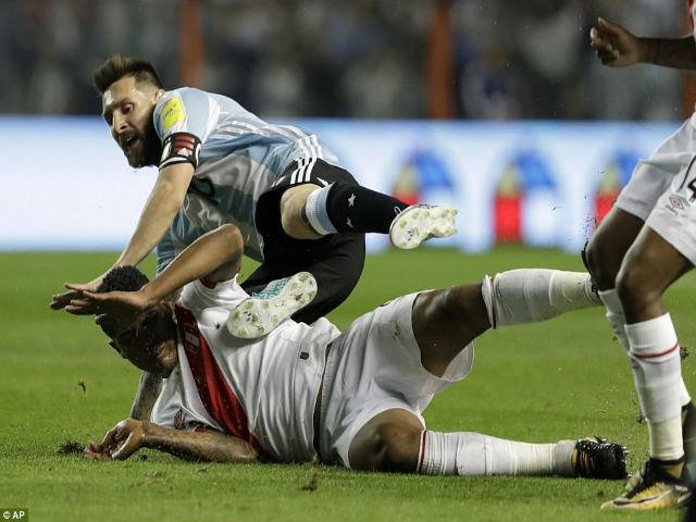 Argentina nguy cơ lỡ World Cup: Messi và gánh nặng thảm họa 48 năm