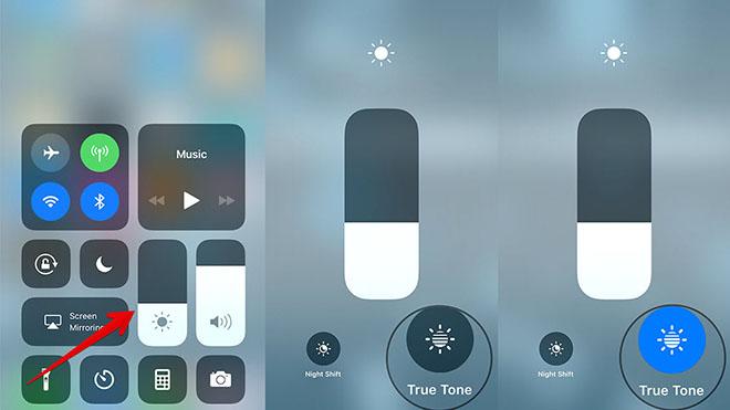 Bí quyết vô hiệu hóa màn hình True Tone trên thiết bị iOS - 2