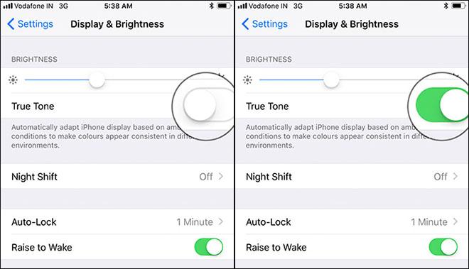 Bí quyết vô hiệu hóa màn hình True Tone trên thiết bị iOS - 3