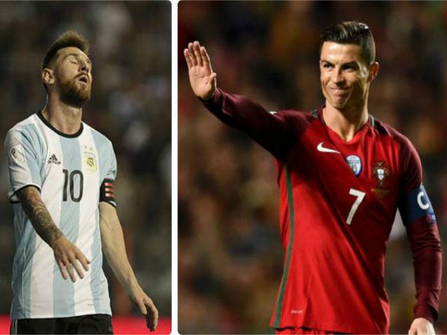 Messi lỡ World Cup: Ronaldo chớ vội mừng, Bồ Đào Nha cũng dễ ở nhà