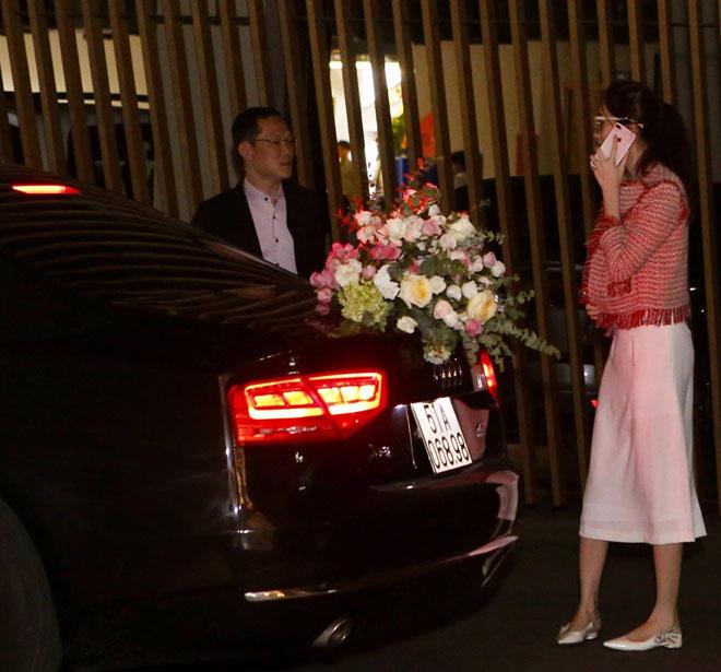 Tiệc cưới lộng lẫy, xa hoa của Hoa hậu Thu Thảo và chồng đại gia - 7