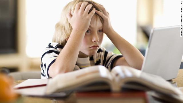 9 cách để phụ huynh giúp trẻ vượt qua stress - 1